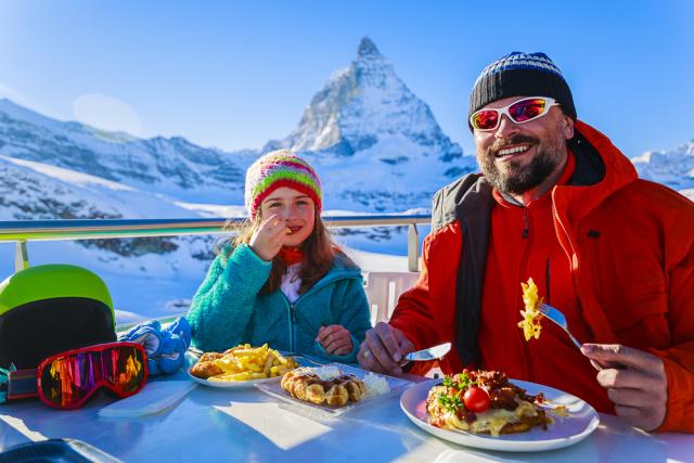 Jak utrzymać dietę na zimowym urlopie?